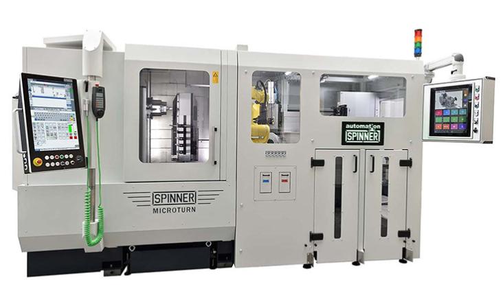 Takım Tezgahları sektöründe, HANNOVER EMO fuarında, Global müşterilerimize yeni nesil ürünlerimiz olan VC850 ve MICROTURN tezgahlarımızı ve Spinner Otomasyon çözümlerimizi sunduk.